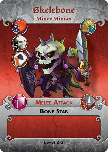 Skelebone profile card